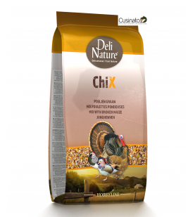 Deli Nature ChiX Mix with Broken maize