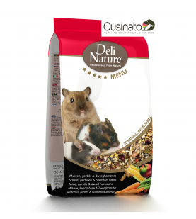 Deli Nature 5* Mice, Gerbils and (Dwarf) Hamsters