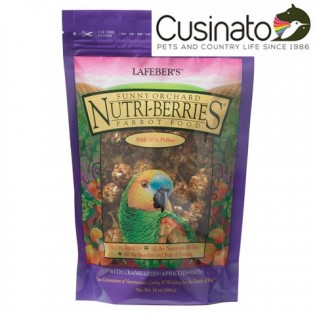 Lafeber- Nutri Berries Sunny Orchard Parrot