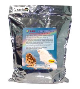 L.O.R. Unifeed canarini antimicosi 80